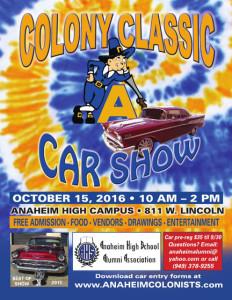 Fresno Clovis Car Show