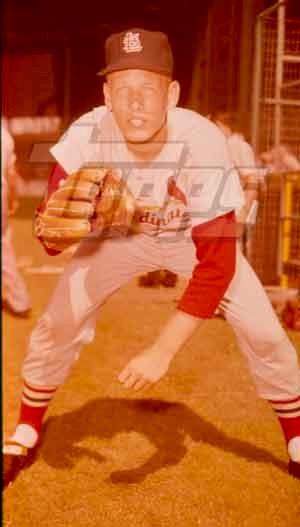 Clint Stark - st. louis cardinals