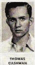 THOMAS JOSEPH CASHMAN SR. 1950
