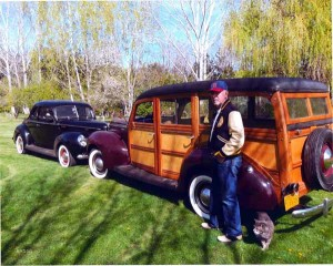 Baseball, Classic Cars More Than Just Pastimes for AUHS Class of '56 Grad