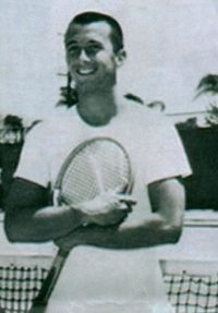 Class of '57 Bill Otta Inducted in Tennis Hall of Fame